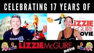 THE LIZZIE MCGUIRE MOVIE TURNS 17!