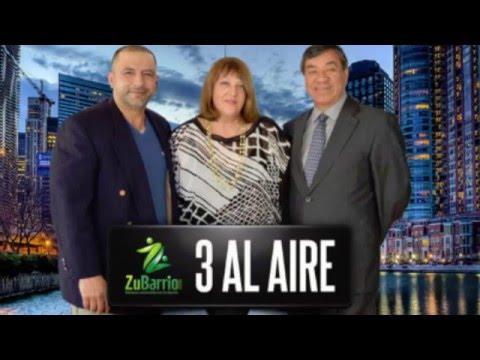 Raúl Ventura Ortiz - 3 AL AIRE Estrella Tv - Rocky de la Fuente