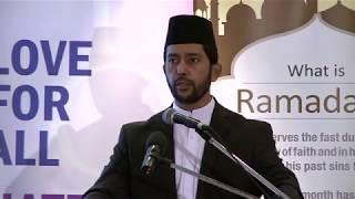 Ahmadiyya Malta Celebrated Ramadan Iftar 2018