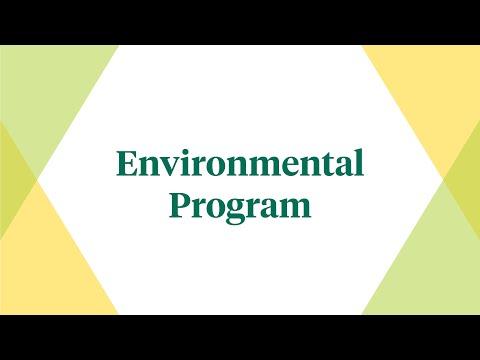 Brendan Fisher, UVM Environmental Program