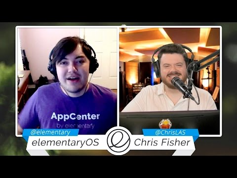 Loki's New AppCenter with Daniel Foré - elementary OS | Linux Action Special