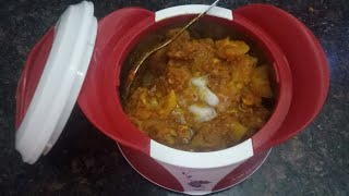 Easy way to make bharwa tinde in cooker | कुकर में भरवा टिंडे बनाने का का बहुत ही सरल तरीका