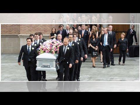 Trump Skips Barbara Bush's Funeral, Opts to Watch on TV Instead