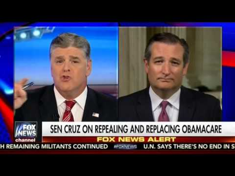 Ted Cruz on Hannity | July 10, 2017 | #TXSen