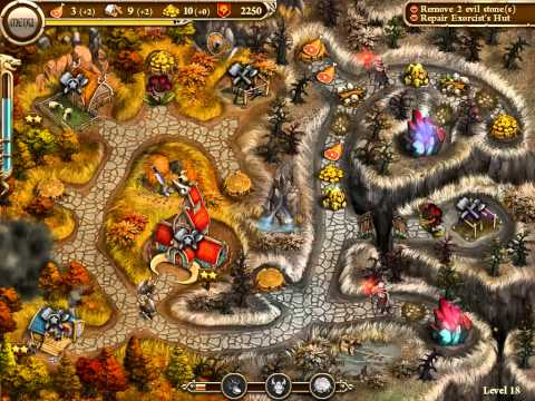 Northern Tale - Level 18 |