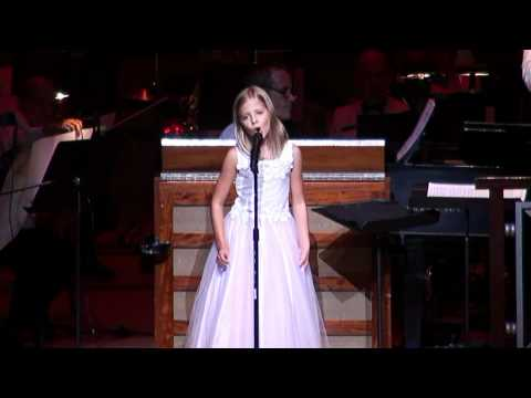 Jackie Evancho:  A Time For Us at her 2011 Summer Concert Tour in Atlanta
