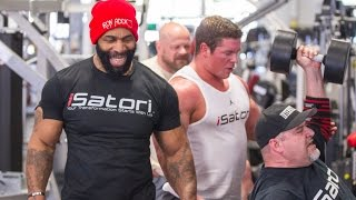 Agony of the Shoulders with CT Fletcher