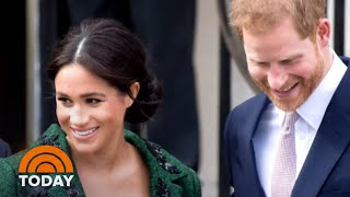 Download Prince Harry Arrives In Canada To Rejoin Meghan Markle And Baby Archie | TODAY Mp3 and Videos