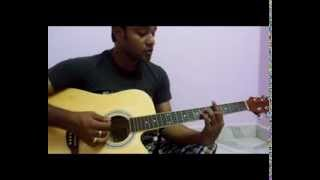 Der Se Hua Par Pyar to hua(Film:Hum ho gaye aap ke)Guitar Chords Lesson