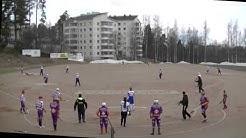 C-pojat Varkaus - Sotkamo 24.4.2016