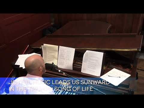 Worship At St. Michael's Charleston | Sept. 20, 2020