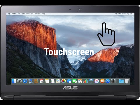 [Hackintosh] Working Touchscreen by Dev Arved
