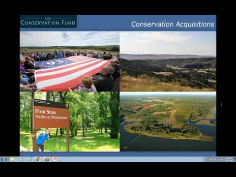 The Conservation Fund with Reggie Hall