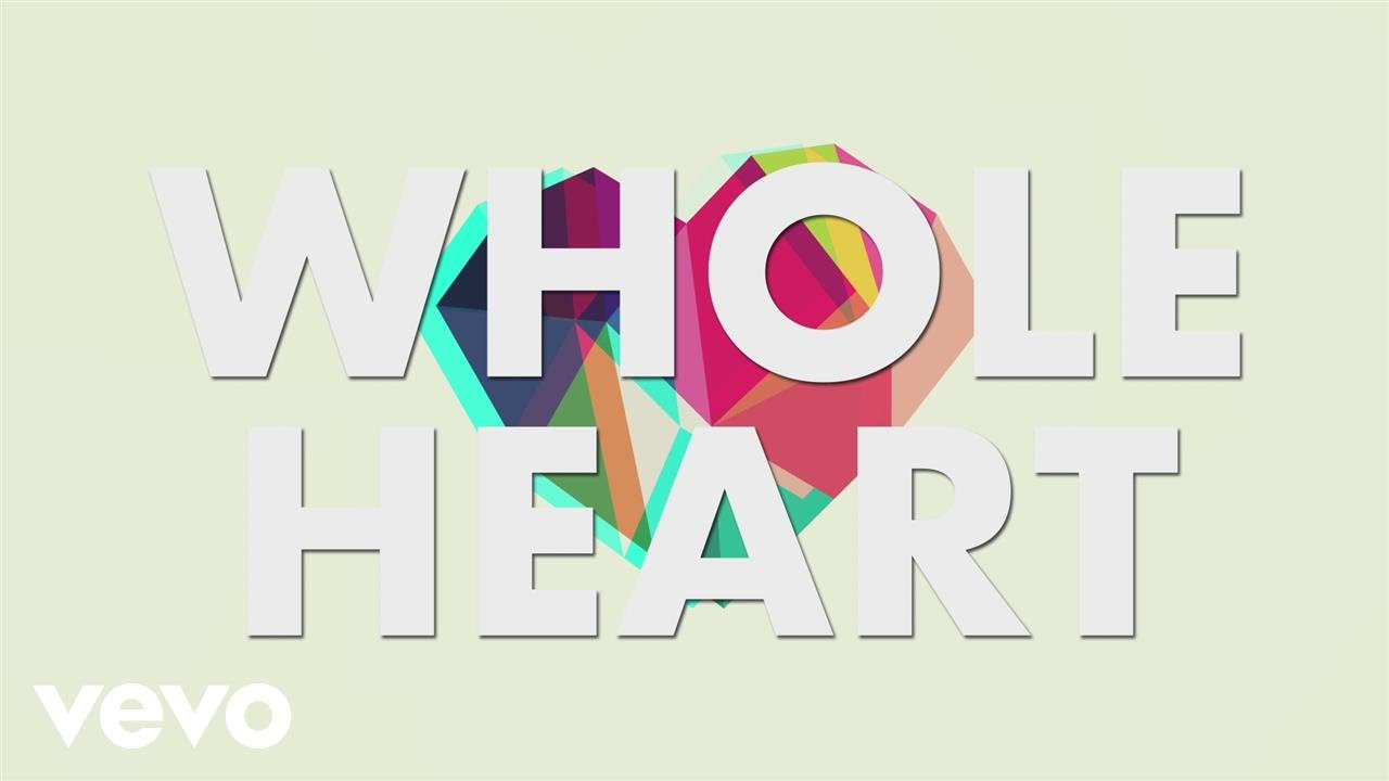 Brandon Heath - Whole Heart (Official Lyric Video)