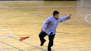 Yang Tai Chi: Master James Fu Qing Quan