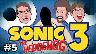 Sonic 3: Let's talk LEVEL DESIGN! - PART 5 - Button Masher Bros.
