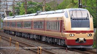 【JR東】E653系カツK70編成 団体臨時列車