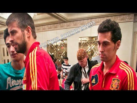 Todos los líos que han tenido Gerard Piqué y Álvaro Arbeloa ◉ REVIEW