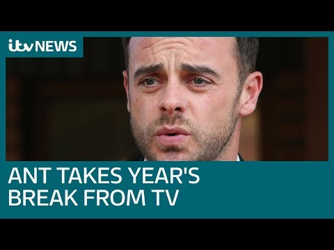 Ant McPartlin to miss I'm A Celebrity 2019 - and Takeaway shelved until 2020 | ITV News