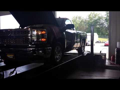 Turbo Silverado dyno pull 955/881 by justasbc