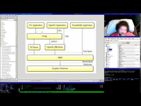 Slackware Series: Episode 04 - Notion, X, and Desktops