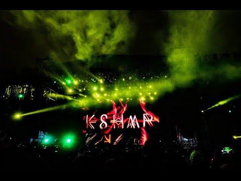 Creamfields 2017 Taiwan KSHMR opening Live