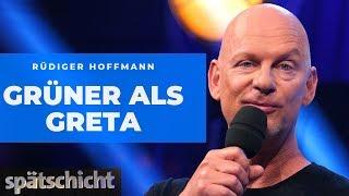 Rüdiger Hoffmann lebt nachhaltiger als Greta Thunberg – naja fast!
