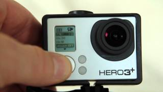How To Change FOV Setting on Hero3+ - GoPro Tip #295