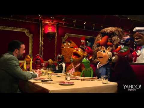 Muppety: Poza prawem - Rosyjski Kermit i Pani Świnia from YouTube · Duration:  54 seconds