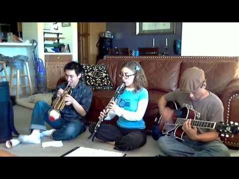 Star Wars 'Cantina Band' Song - The JC Jazz Crew