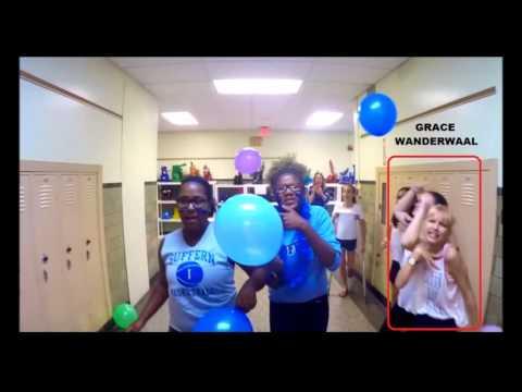 Grace Vanderwaal Suffern Middle School was already star