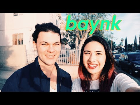 BAYNK Interview- growing up in New Zealand, studying engineering, inspirations