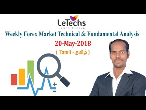 Forex & Commodity Trading Weekly Review 20 05 2018   LeTechs Manikandan in Tamil