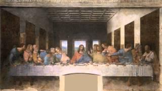 "Леонардо да Винчи, ""Тайная вечеря"""