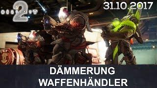 Destiny 2 Dämmerung Prestige Guide: Der Waffenhändler (German/Deutsch)
