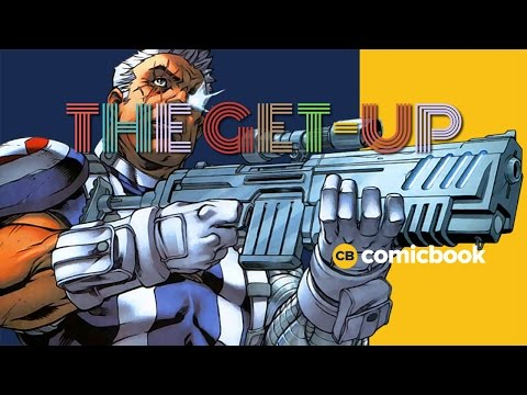 Cable, Aquaman, Wolverine, Tokyo Ghoul - The Get Up