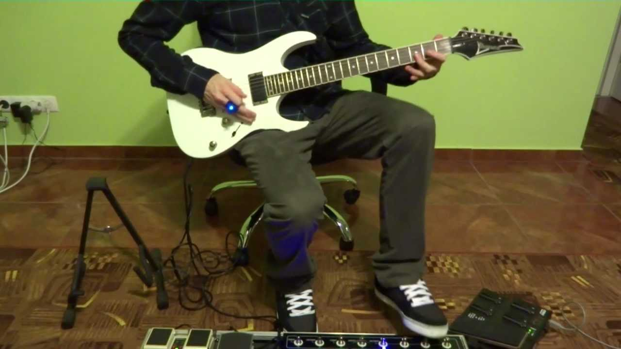 how to play dubstep guitar