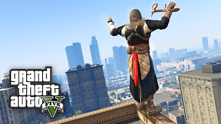 ASSASSINS CREED in GTA 5 !