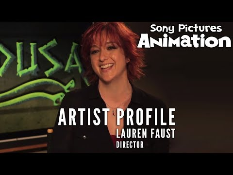 Inside Sony Pictures Animation - Director Lauren Faust