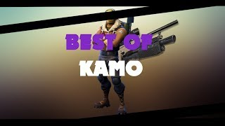 BEST OF KAMO (FORTNITE MONTAGE)