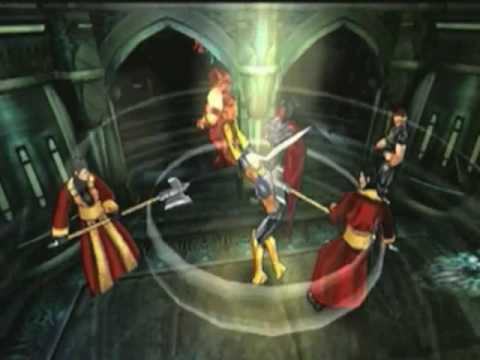 X-Men Legends II Rise of Apocalypse - Trailer (version HD) - PS2.mov