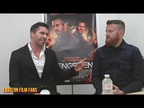 Scott Adkins & Stu Small Interview By Eastern Film Fans