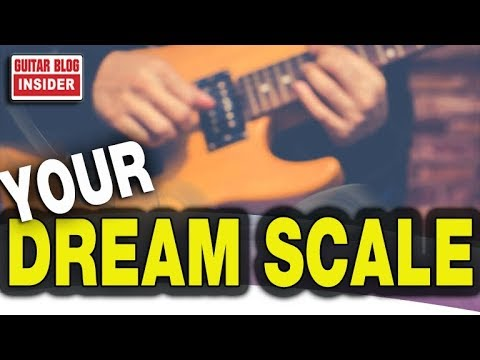 The Guitar Scale of Your Dreams (is HERE)