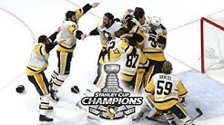 Stanley Cup Winners 1990-2017 [Final Seconds and Celebrations]