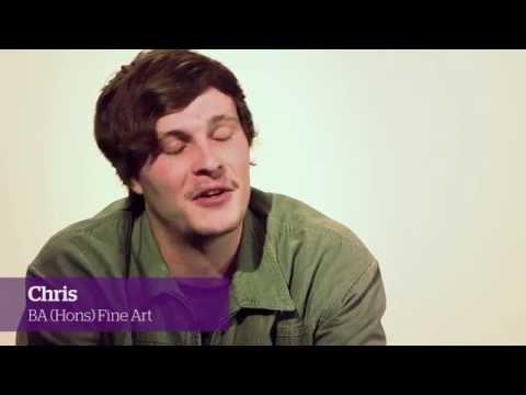 Chris – BA (Hons) Fine Art at Cambridge School of Art