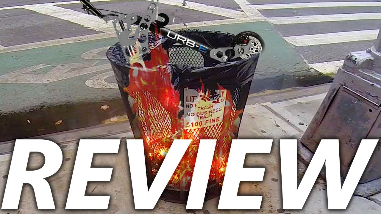 Do Not An Urb E Without Watching This Video Review
