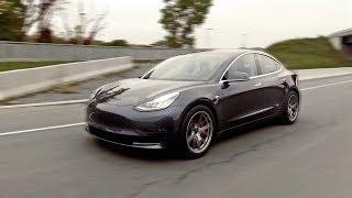 Tesla Model 3 Performance 2018 : premier contact