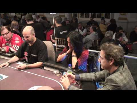 """Montreal Party Poker Classic"" Featured Table - Charity Event"