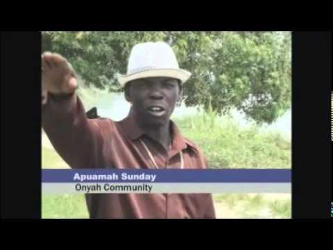 Plight of Ndokwa