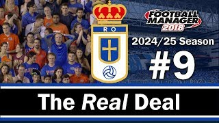 The Real Deal - PLEASE NO (Series Finale) - Real Oviedo - Football Manager 2018 - S08 E09